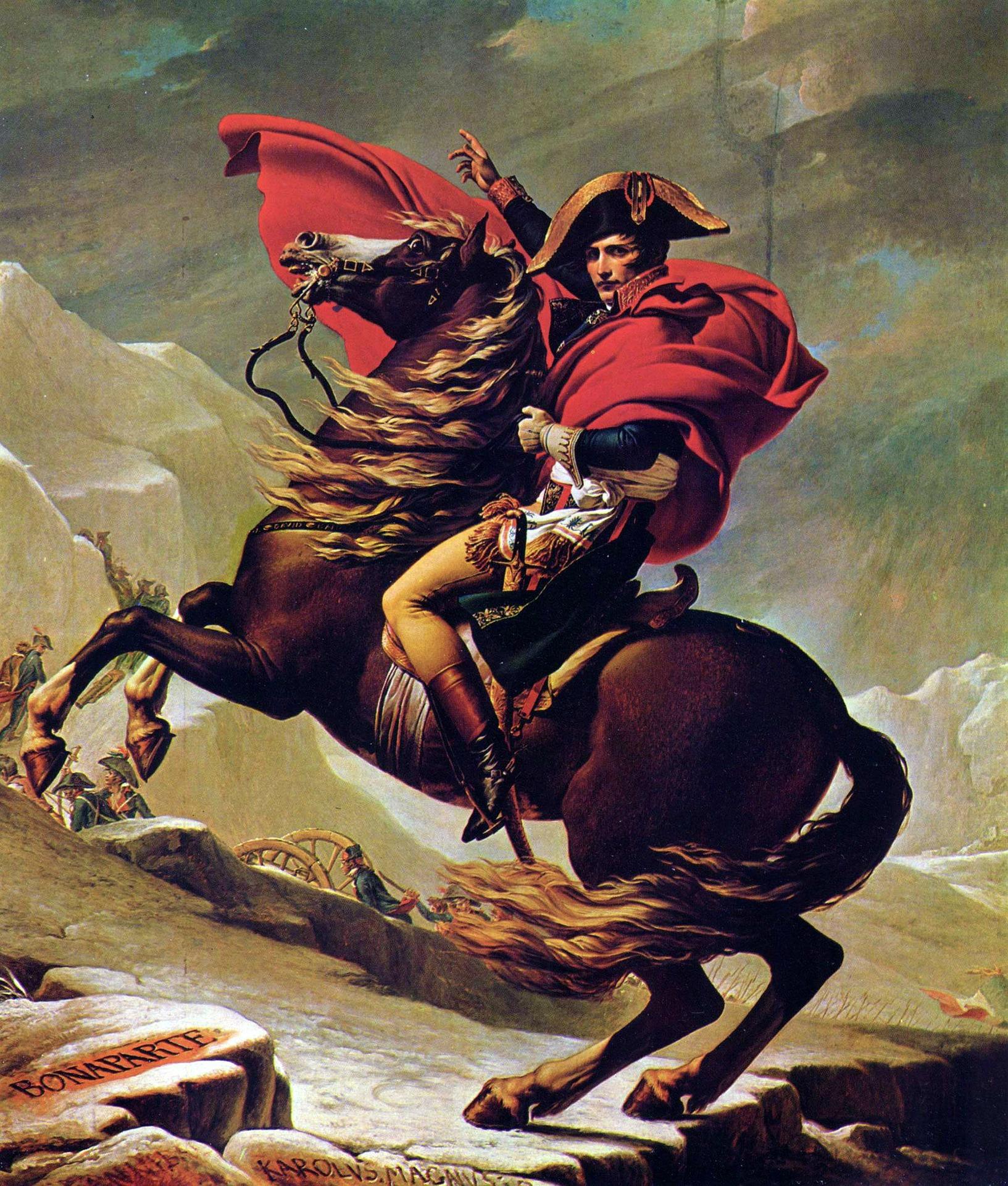 Napoléon combat mes acouphènes
