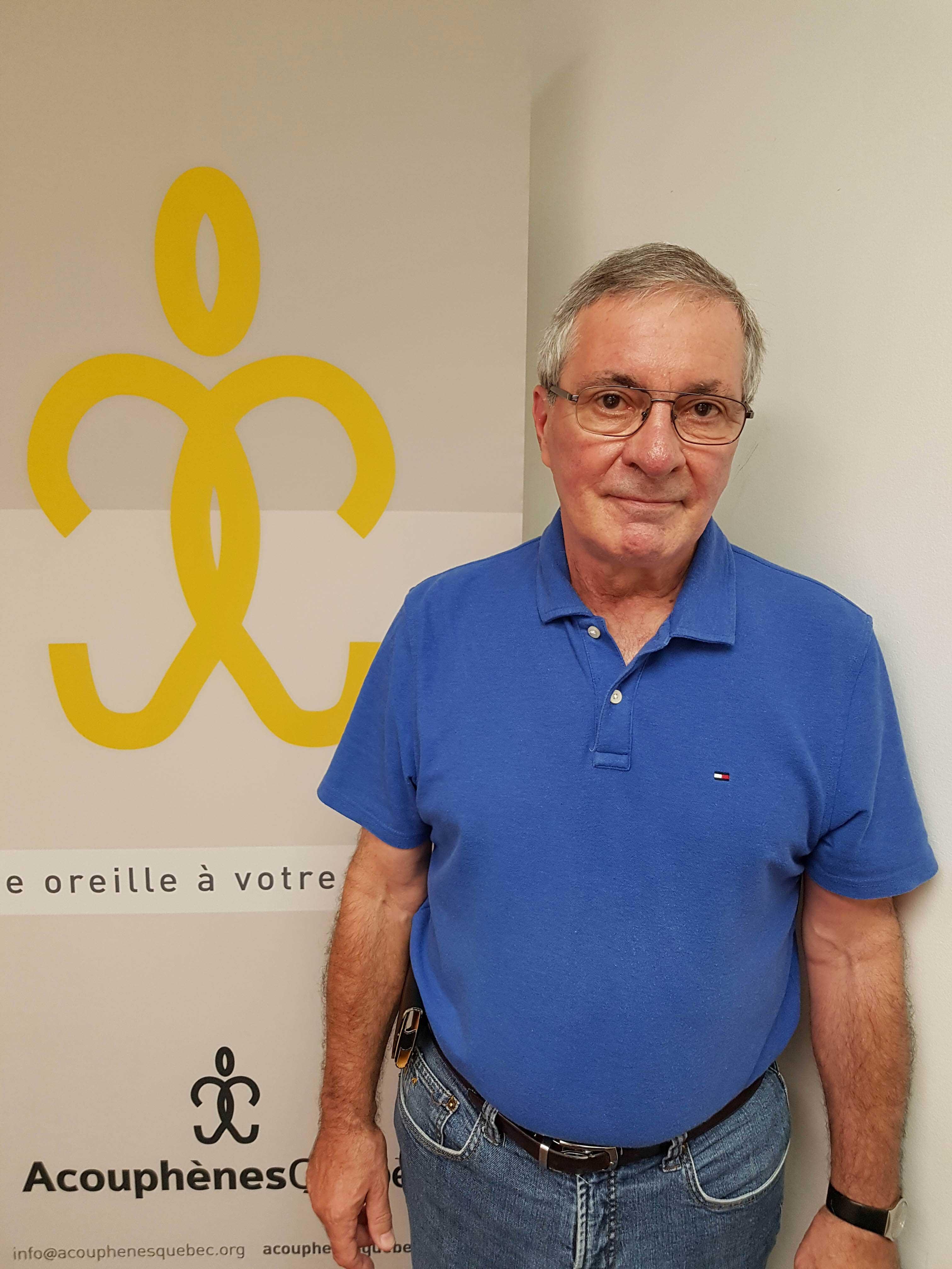 Administrateur-rédacteur en chef de la revue L'Oreille Bruyante